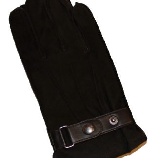 Ashwood Men's Styled Suede & Leather Gloves