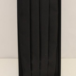 Cummerbund Satin Polyester Adjustable