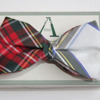 Image of dress stewart bow tie